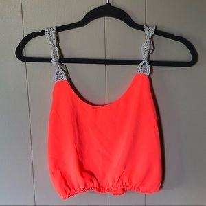 Bright Crop Top